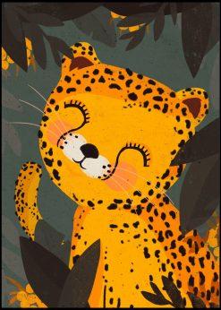 Leopard by treechild