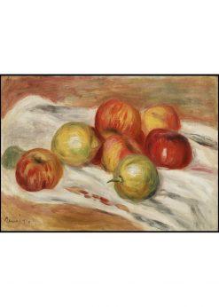 Apples, Orange, and Lemon