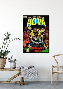 Dangerous Hova by David Redon