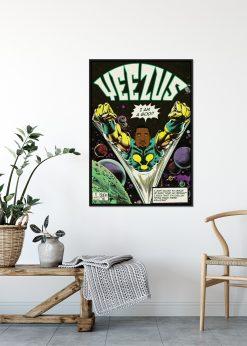 Dangerous Yeezus by David Redon
