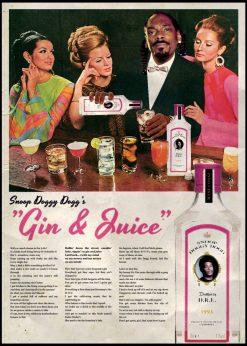 Gin & Juice by David Redon
