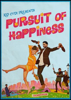 Pursuit of Happiness by David Redon