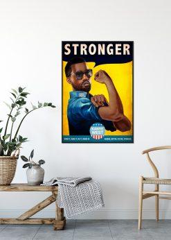 Stronger by David Redon
