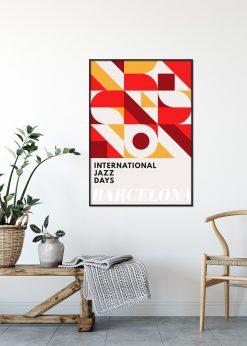 Jazz Days Barcelona by Kubistika