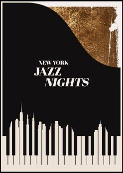 Jazz Nights by Kubistika