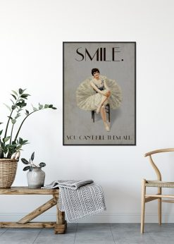 Keep Smiling by Kubistika
