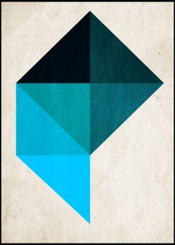 Trapez No.5 by Kubistika