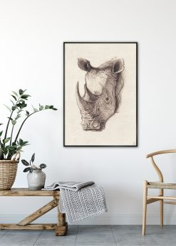Rhinoceros by Mike Koubou