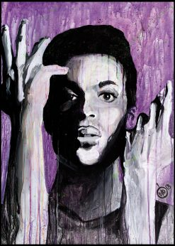 Prince Purple by Didier Chastan