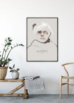 Andy Warhol№I by Gabriella Roberg
