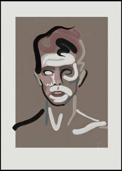 Bowie by Gabriella Roberg