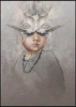 Dandelion by Gabriella Roberg