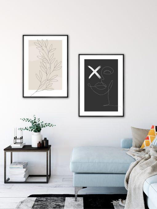 Cross I by Sanny Lundgren