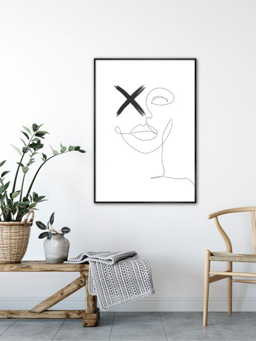 Cross II by Sanny Lundgren