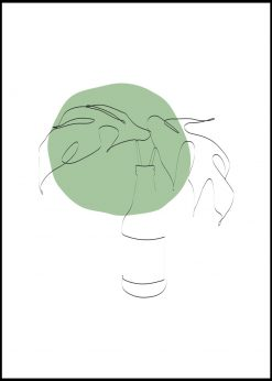 Green I by Sanny Lundgren