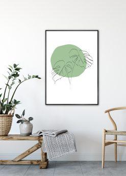 Green II by Sanny Lundgren