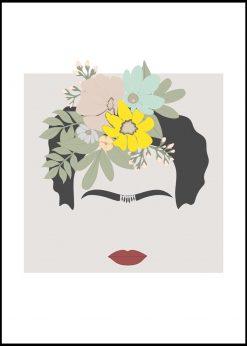 Kahlo by Sanny Lundgren