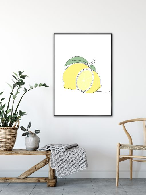 Lemon by Sanny Lundgren