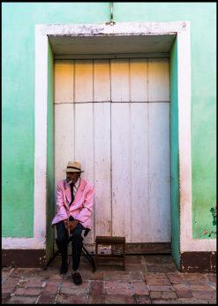 A Cuban Man