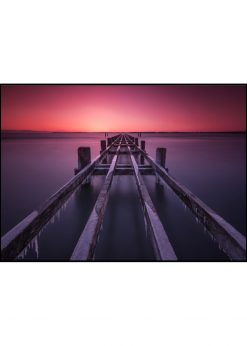 Jetty at Winter