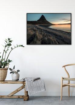 Kirkjufell Iceland by Wiberg