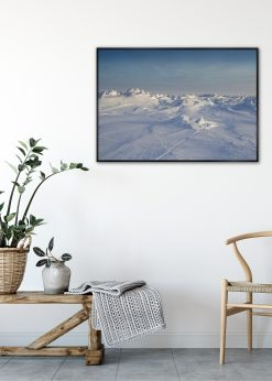 Heaven and Snow by Wiberg